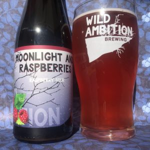 Moonlight and Raspberries- Raspberry Sour