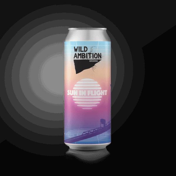 Sun in Flight Biere Blanche | Wild Ambition Brewing