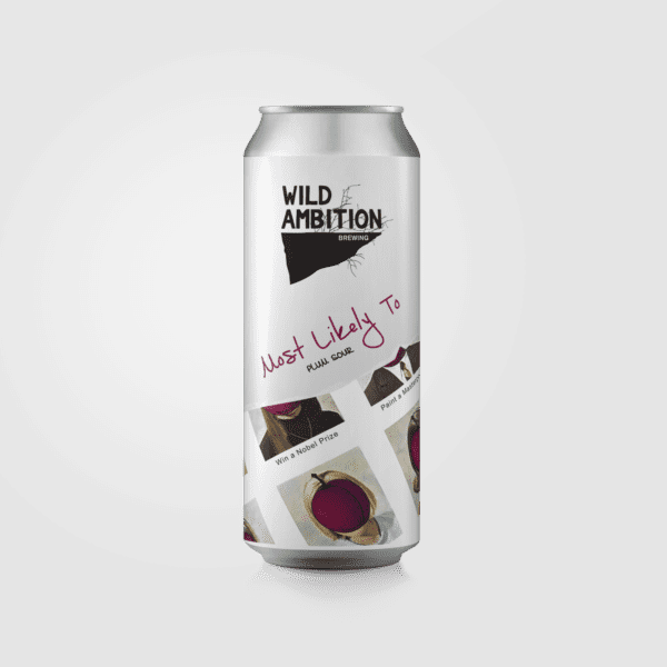 Most Likely To Plum Sour | Wild Ambition Brewing