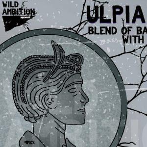 (2020) Ulpia Severina  Barrel Aged Sour With Empress Plums